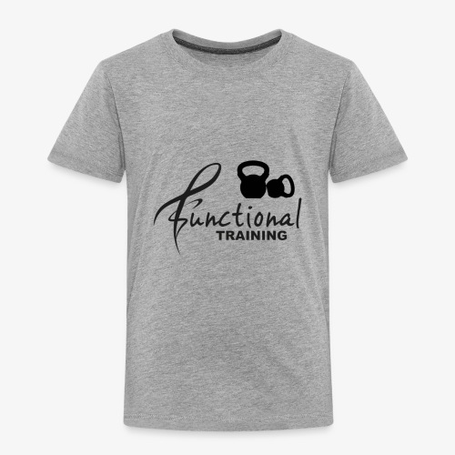Entrenamiento funcional - Camiseta premium niño