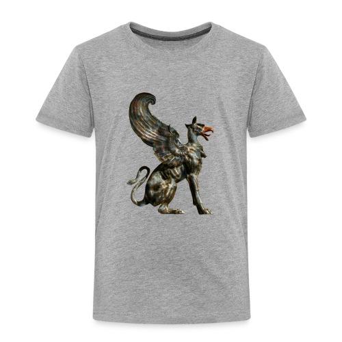 Griffen 3D - Kinder Premium T-Shirt