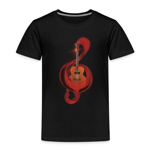 Power of music - Maglietta Premium per bambini