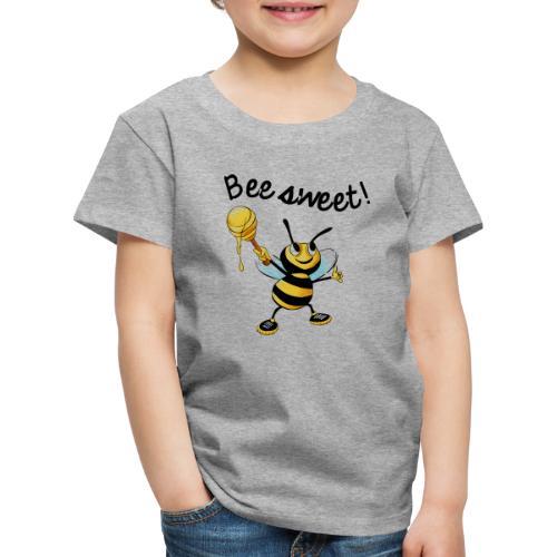 Bees7-2 Bienen sind süß | save the bees - Kids' Premium T-Shirt