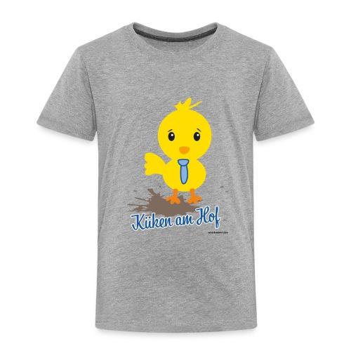 Küken am Hof, Design für Jungen - Kinder Premium T-Shirt