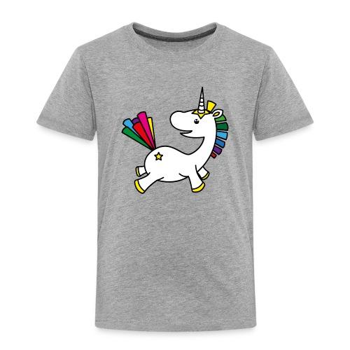 Fynnzillas Einhorn - Kinder Premium T-Shirt