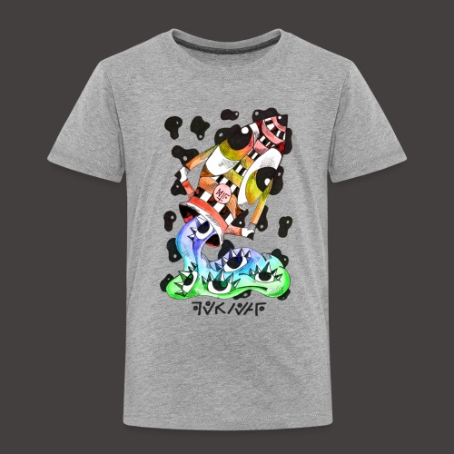 Verseau multi-color - T-shirt Premium Enfant