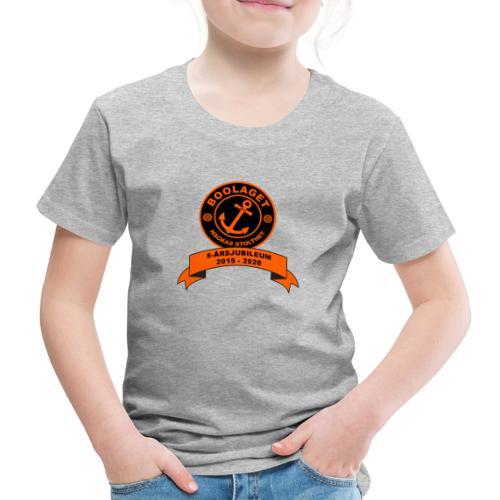 5-ÅRSJUBILEUM - Premium-T-shirt barn