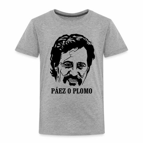 páez o plomo! - Kinder Premium T-Shirt
