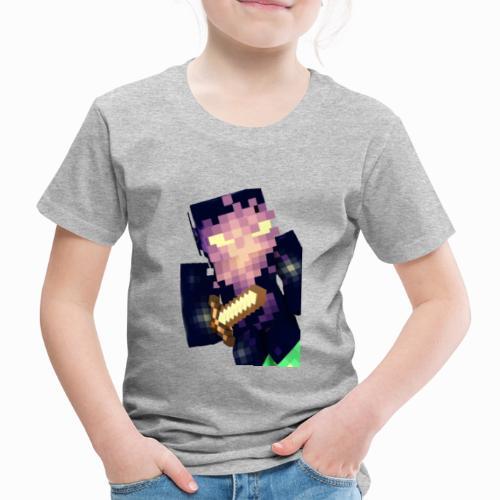 Shaykh Gaming Mineĉraft Skin - Kids' Premium T-Shirt