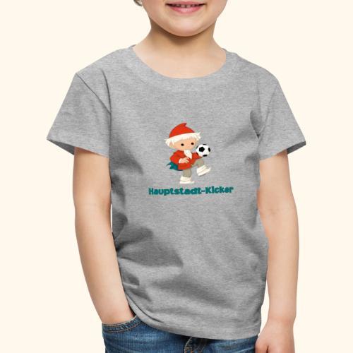 Sandmännchen Hauptstadt-Kicker - Kinder Premium T-Shirt