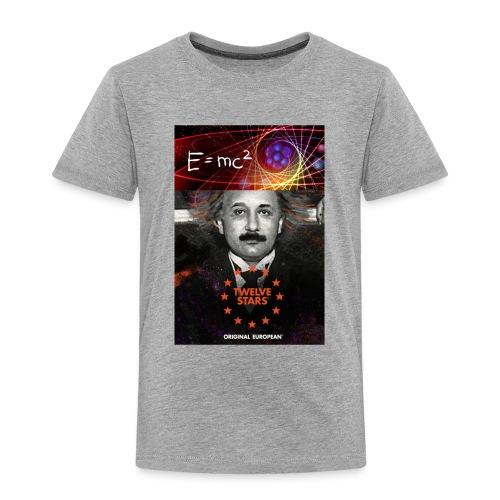 EURO GENIUS - EINSTEIN - Kids' Premium T-Shirt