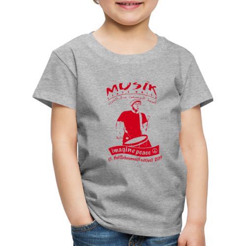 EISBRENNER - Hof(Scheunen) Fest(ival) Merch 2019/r - Kinder Premium T-Shirt