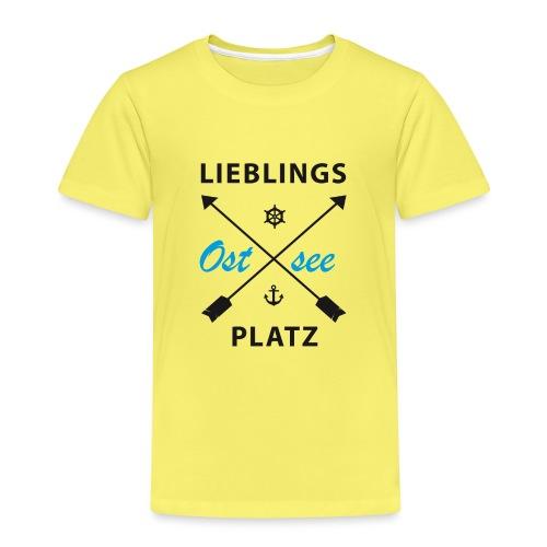 Lieblingsplatz Ostsee - Kinder Premium T-Shirt