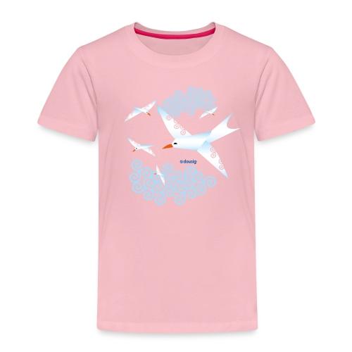 Mouettes dousig - T-shirt Premium Enfant