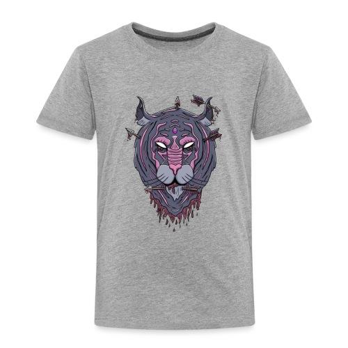 Galaxy tiger - Kinderen Premium T-shirt