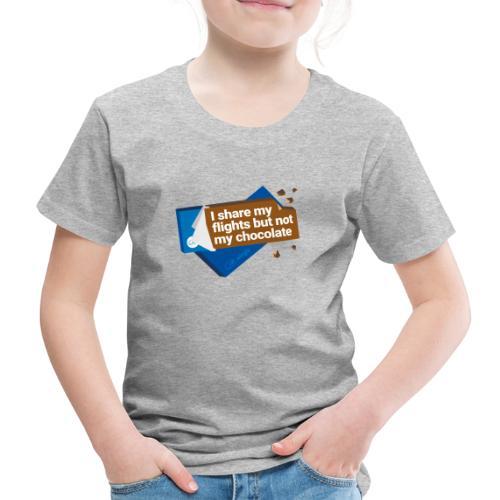 Share my flights - Kids' Premium T-Shirt