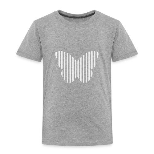 butterfly_opacity.png - Kids' Premium T-Shirt