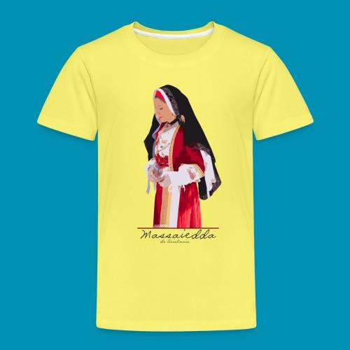 Massaiedda png - Maglietta Premium per bambini