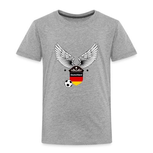 Fußball T-shirts Deutschland - Kids' Premium T-Shirt