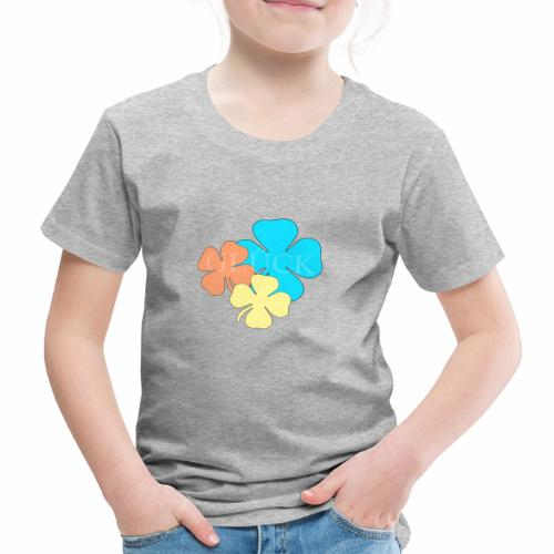 Design Glueck - Kinder Premium T-Shirt