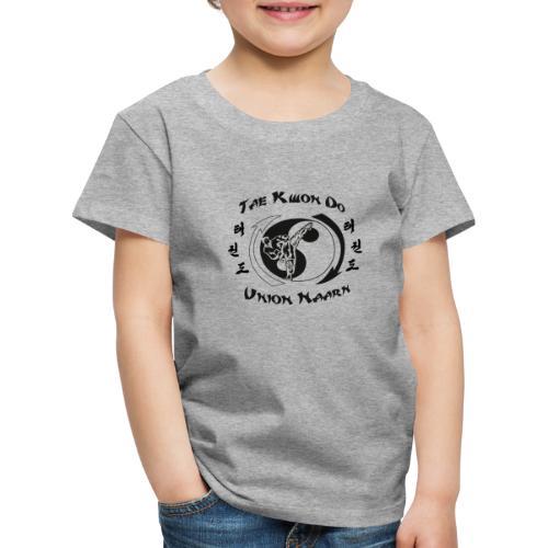 Logo schwarz - Kinder Premium T-Shirt