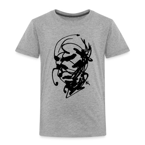 face - Kids' Premium T-Shirt