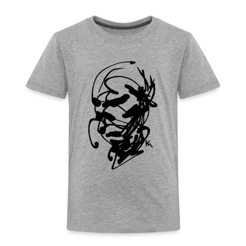 face - Kids' Premium T-Shirt