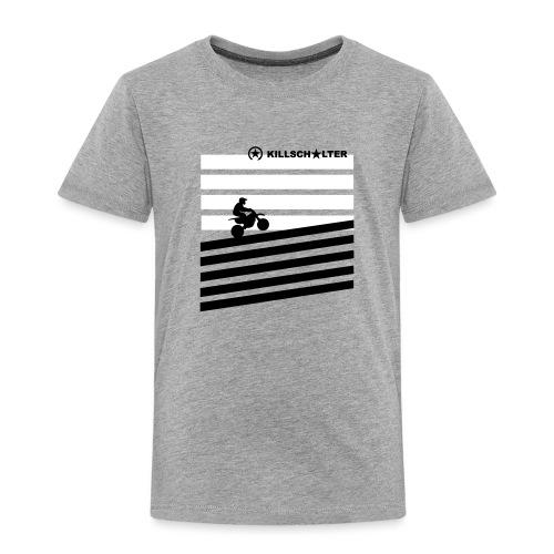 DIRT BIKE RIDER 0DR01 - Kids' Premium T-Shirt