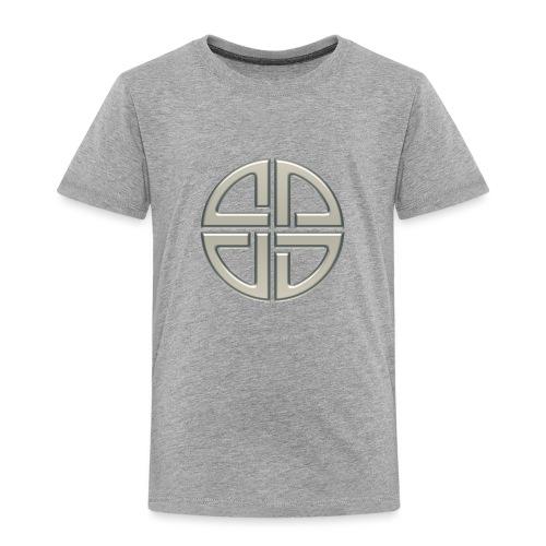 Schildknoten, Keltischer Knoten, Thor Symbol - Kinder Premium T-Shirt