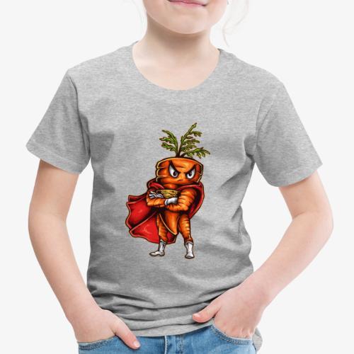 Super Carotte - T-shirt Premium Enfant