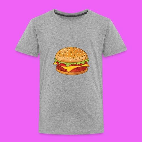 hamburguesa - Camiseta premium niño
