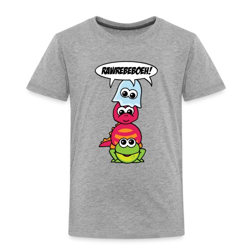 rawrebeboeh3 - Kinderen Premium T-shirt
