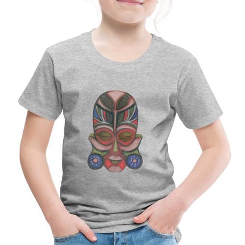 calm dude - Kinder Premium T-Shirt