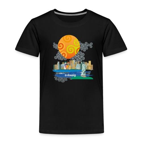 Dousig New York - T-shirt Premium Enfant