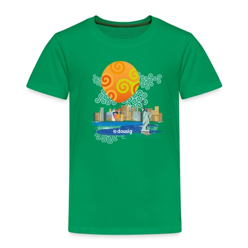 Dousig New York - T-shirt Premium Enfant