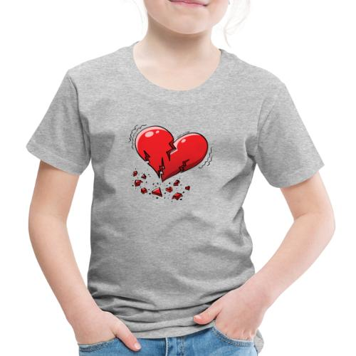 Heartquake - Kids' Premium T-Shirt