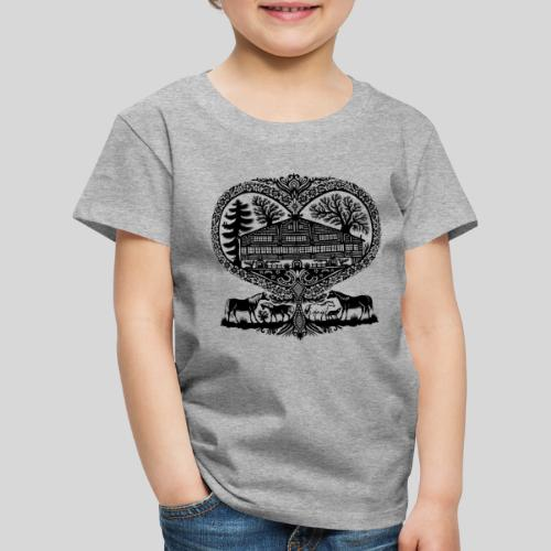 Begegnungshof Wösch - Kinder Premium T-Shirt