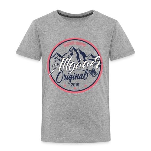 Allgäuer Original - Kinder Premium T-Shirt