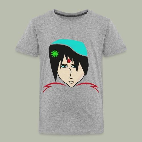 Mangagesicht - Kinder Premium T-Shirt