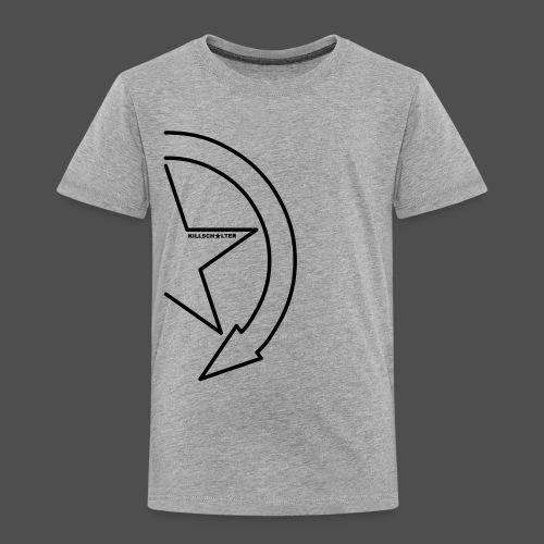 Logo marki 1/2 - Koszulka dziecięca Premium