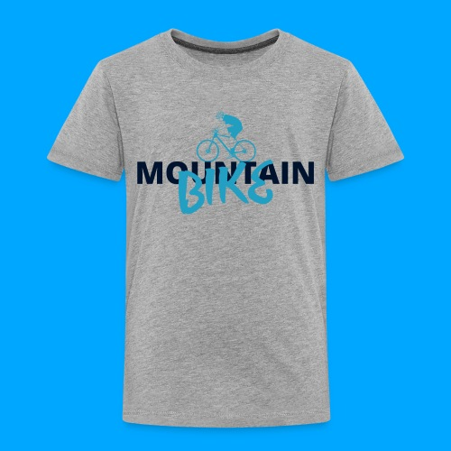 MountainBIKE - Kinder Premium T-Shirt