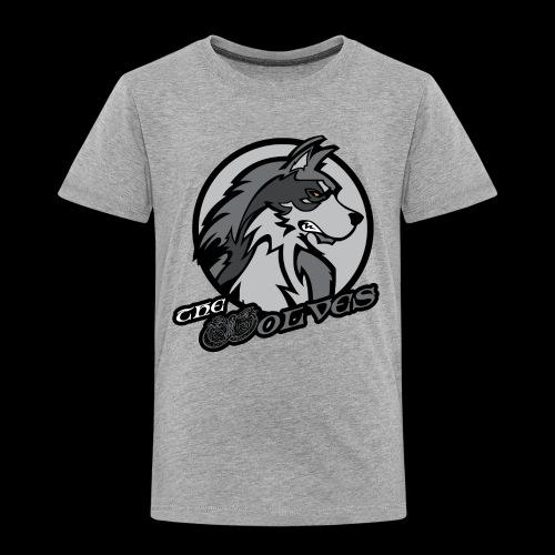 Wolves faction - Kids' Premium T-Shirt