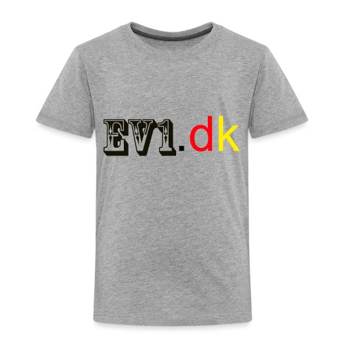 ev1 - Børne premium T-shirt