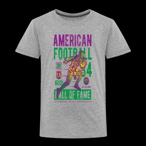 American Football - Kids' Premium T-Shirt