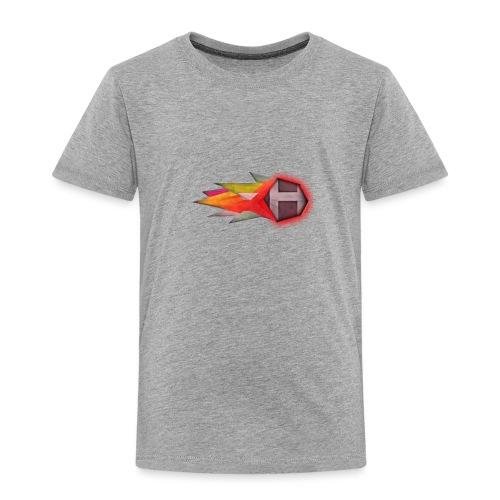 Abstract H LETTER - Kinderen Premium T-shirt