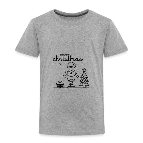 Noël pengouin 2 - T-shirt Premium Enfant