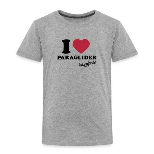iloveparaglider - Kinder Premium T-Shirt