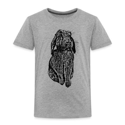 Hase Kaninchen Widder NHD Osterhase Schlappohr - Kinder Premium T-Shirt