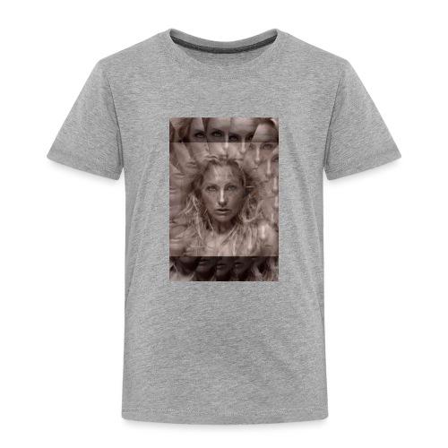 Regina Lund Diversity - Premium-T-shirt barn