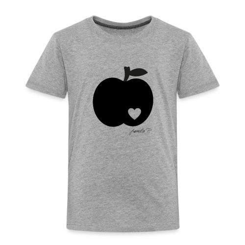apple png - Kinder Premium T-Shirt