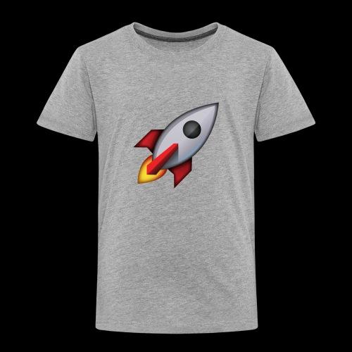cohete - Camiseta premium niño