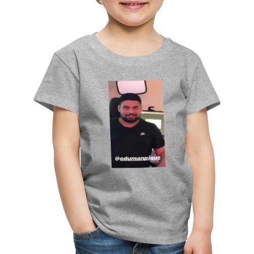 odumanpique shirt hoodie - Kinder Premium T-Shirt