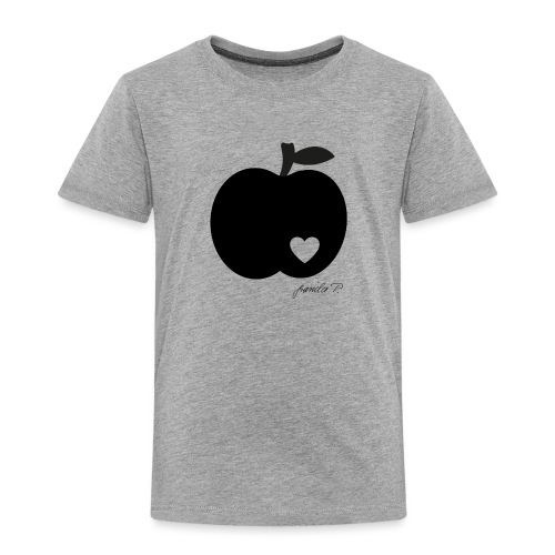 apple png - Kinder Premium T-Shirt